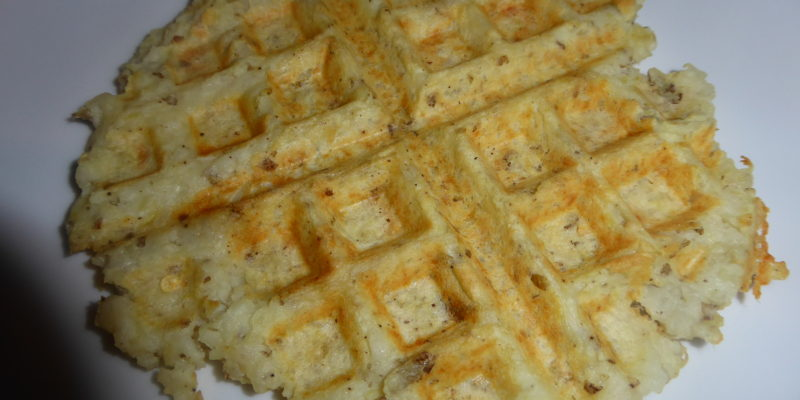 Long Run Potato Waffles